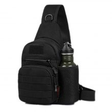 Tactical Shoulder Backpack Military Men's Crossbody Chest  Hiking Molle Sling Protable Bag