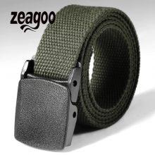 Waist Tactical Adjustable Outdoor  Military Nylon Men Army Style Automatic Buckle Cummerbunds  hombre Big Size