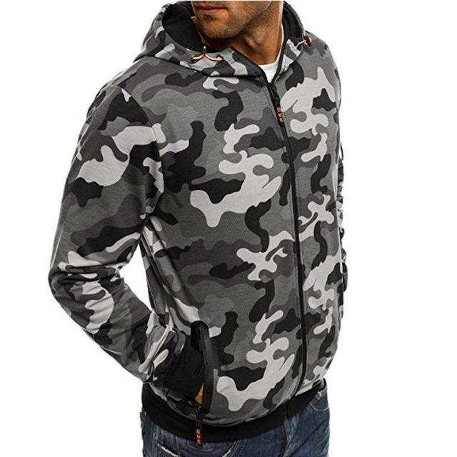 new list uk store better camouflage military style ensemble homme hombre vetement manteau mens  hoodie and sweatshirts